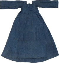Abraham Lincoln: Pioneer Clothing Made from Cloth Purchased at the Lincoln-Berry Store in New Salem