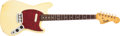 Musical Instruments:Electric Guitars, 1964 Fender Musicmaster II Blonde Solid Body Electric Guitar,#L59181....