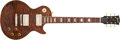 Musical Instruments:Electric Guitars, 1993 Gibson Les Paul Classic Brown Stain Solid Body Electric Guitar, #39210....