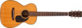Musical Instruments:Acoustic Guitars, 1962 Martin 0-18 Natural Acoustic Guitar, #182068....
