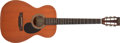 Musical Instruments:Acoustic Guitars, 1999 Martin 00-16DBM Natural Acoustic Guitar, #727514....