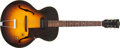 Musical Instruments:Electric Guitars, 1956 Gibson ES-125 Sunburst Semi-Hollow Body Archtop ElectricGuitar #V5035....