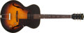Musical Instruments:Electric Guitars, 1954 Gibson 125 Sunburst Archtop Electric Guitar, #X7536....