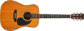 Musical Instruments:Acoustic Guitars, 1969 Martin D-28 Natural Acoustic Guitar, #253185. ...