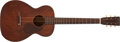 Musical Instruments:Acoustic Guitars, 1940 Martin 0-15 Natural Acoustic Guitar, #74756....