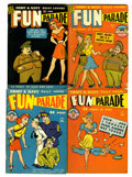 Magazines:Humor, Army & Navy Fun Parade File Copy Short Box Group (Fun Parade,1950s)....