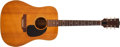 Musical Instruments:Acoustic Guitars, 1969 Gibson J-50 Natural Acoustic, #856089. ...