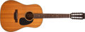 Musical Instruments:Acoustic Guitars, 1971 Martin D-12-20 Natural 12-String Acoustic Guitar, #291178. ...