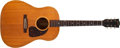 Musical Instruments:Acoustic Guitars, 1949 Gibson J-50 Natural Acoustic Guitar, #1761. ...