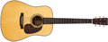 Musical Instruments:Acoustic Guitars, 2005 Martin HD-28 Marquis Natural Acoustic Guitar, #1045653....