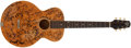 Entertainment Collectibles:Music, Circa 1924 The Gibson L-2 Autographed Original Farm Aid ArchtopAcoustic Guitar #76521. ...