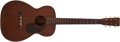 Musical Instruments:Acoustic Guitars, 1954 Martin 0-15 Natural Acoustic Guitar, #141130. ...