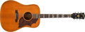 Musical Instruments:Acoustic Guitars, 1967 Gibson Country Western Natural Acoustic Guitar, #866058....