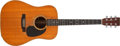 Musical Instruments:Acoustic Guitars, 1970 Martin D-28 Natural Acoustic Guitar, #260830....