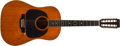 Musical Instruments:Acoustic Guitars, 1969 Martin D-1235 Natural 12-String Acoustic Guitar, #253596....