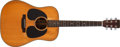 Musical Instruments:Acoustic Guitars, 1968 Martin D-21 Natural Acoustic Guitar, #231256. ...