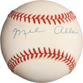 Autographs:Baseballs, Mel Allen Single Signed Baseball. ...