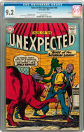 Silver Age (1956-1969):Science Fiction, Tales of the Unexpected #58 Savannah pedigree (DC, 1961) CGC NM-9.2 Off-white to white pages....