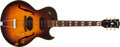 Musical Instruments:Electric Guitars, 1952 Gibson ES-175D Sunburst Hollow-Body Archtop Electric Guitar,#13539. ...