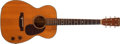 Musical Instruments:Acoustic Guitars, 1949 Martin 00-18 Natural Acoustic Guitar, #112117....