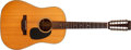 Musical Instruments:Acoustic Guitars, 1967 Martin D-12-20 Natural 12-String Acoustic Guitar, #227619....