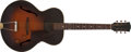 Musical Instruments:Electric Guitars, 1952 Gibson ES-125 Sunburst Archtop Electric Guitar, #Z1436. ...