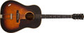 Musical Instruments:Acoustic Guitars, 1954 Gibson J-45 Sunburst Acoustic Guitar, #X9053. ...