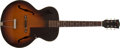 Musical Instruments:Acoustic Guitars, 1957 Gibson L-48 Sunburst Archtop Acoustic Guitar, #U9687....