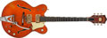 Musical Instruments:Electric Guitars, 1969 Gretsch Chet Atkins Nashville Orange Semi-Hollow ElectricGuitar, #39445. ...