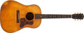 Musical Instruments:Acoustic Guitars, 1941 Gibson J-35 Natural Acoustic Guitar, #NA....