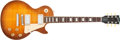 Musical Instruments:Electric Guitars, 2009 Gibson Les Paul Natural Electric Guitar, #002791410. ...