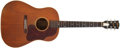 Musical Instruments:Acoustic Guitars, 1946 Gibson J-45 Natural Acoustic Guitar, #2966. ...