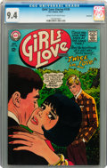 Silver Age (1956-1969):Romance, Girls' Love Stories #130 Savannah pedigree (DC, 1967) CGC NM 9.4 Cream to off-white pages....