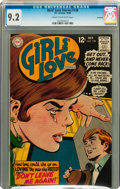 Silver Age (1956-1969):Romance, Girls' Love Stories #138 Savannah pedigree (DC, 1968) CGC NM- 9.2Cream to off-white pages....