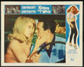 """Movie Posters:Bad Girl, Kitten with a Whip (Universal, 1964). Autographed Lobby Card (11"""" X14""""). Bad Girl.. ..."""