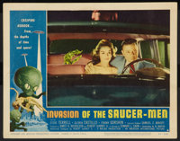 """Invasion of the Saucer-Men (American International, 1957). Lobby Card (11"""" X 14""""). Science Fiction"""