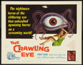 """Movie Posters:Science Fiction, The Crawling Eye (DCA, 1958). Title Lobby Card (11"""" X 14""""). ScienceFiction.. ..."""