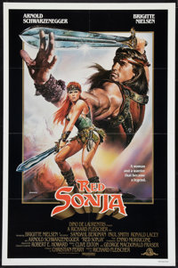 "Red Sonja (MGM, 1985). One Sheet (27"" X 41""). Action"