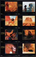 "Movie Posters:Animated, The Prince of Egypt Lot (DreamWorks, 1998). International LobbyCard Sets of 8 and 10 (11"" X 14""). Animated.. ... (Total: 18 Items)"