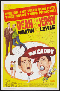 "The Caddy Lot (Paramount, R-1964). One Sheets (2) (27"" X 41""). Sports. ... (Total: 2 Items)"