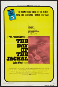 """The Day of the Jackal Lot (Universal, 1973). One Sheets (2) (27"""" X 41""""). Thriller. ... (Total: 2 Items)"""