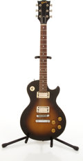 Musical Instruments:Electric Guitars, 1979 Gibson Les Paul Sunburst Electric Guitar #71579137....