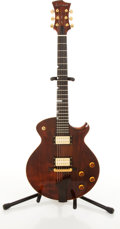 Musical Instruments:Electric Guitars, 2006 Eastman El Ray ER2 By Otto D-Amrossio Cherry Electric Guitar #043....