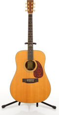 Musical Instruments:Acoustic Guitars, 1991 Martin D-1932 Shenandoah Natural Acoustic Guitar #505311....