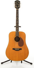 Musical Instruments:Acoustic Guitars, 1950's Kay Natural Acoustic Guitar #L8401600...