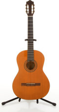 Musical Instruments:Acoustic Guitars, Guild Mark IV Natural Classical Acoustic Guitar #72928....