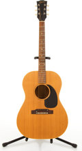 Musical Instruments:Acoustic Guitars, 1969 Gibson Natural Acoustic Guitar #564646...
