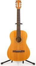 Musical Instruments:Acoustic Guitars, 1960's Gibson C-2 Natural Classical Acoustic Guitar #61990....