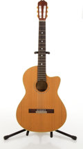 Musical Instruments:Acoustic Guitars, Alvarez By Kazuo Yarir CY-62CE Natural Electric Acoustic Guitar#64052....