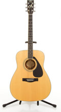Musical Instruments:Acoustic Guitars, Yamaha FG-430A Natural Acoustic Guitar # N/A....